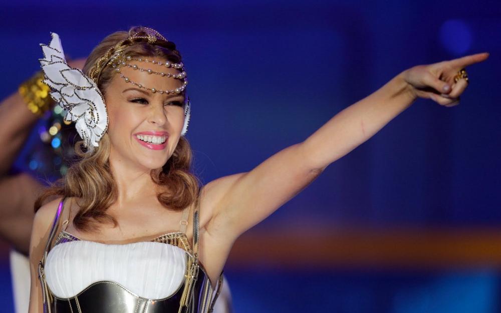 Aphrodite Kylie tour