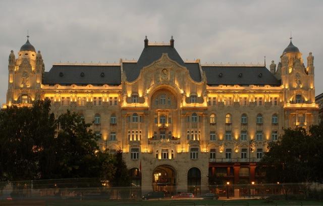 Gresham Palace, Budapest Hungary