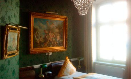 Room at Hotel Honigmond Berlin