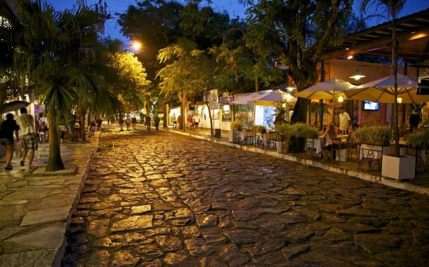 Rua das Pedras, Buzios