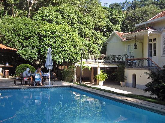 Villa Laurinda, Santa Teresa, Rio