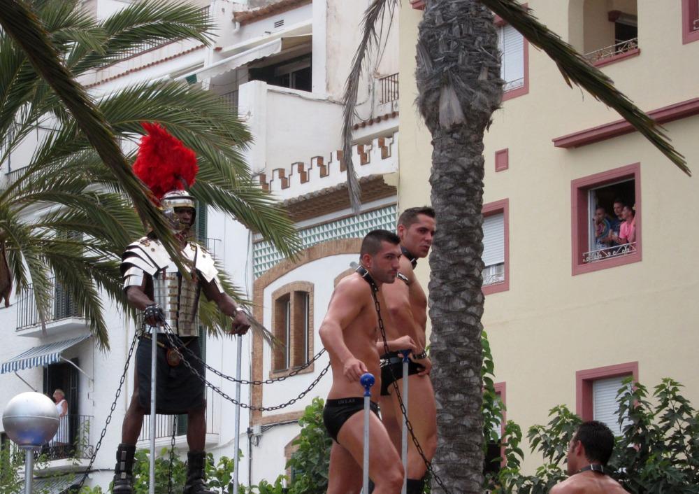 John H - Gay Pride Sitges