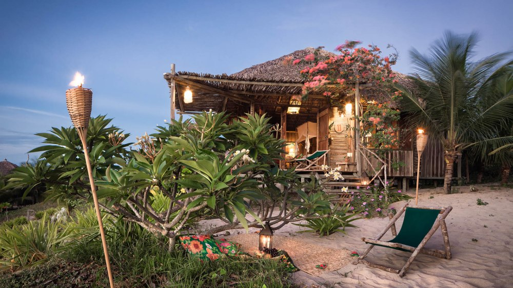 Charming bungalow in Prea, Rancho do Peixe, Brazil