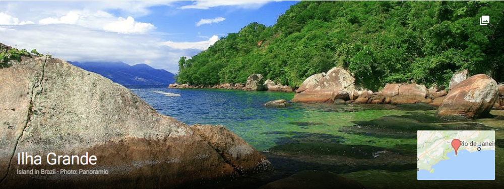 Ilha Grande, RJ, Brazil
